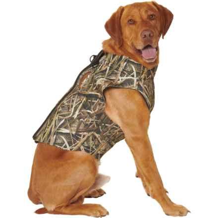 DUCK UNLIMITED Ducks Unlimited Deluxe Dog Vest - Blades