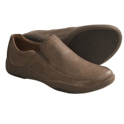Dunham Aiden Slip-On Shoes (For Men) in Taupe