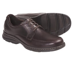 Dunham Hamilton Oxford Shoes - Leather (For Men) in Brown