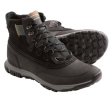 Dunham Matthew Snow Boots - Waterproof, Insulated (For Men) in Black - Closeouts