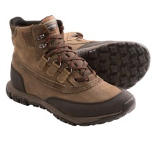 Dunham Matthew Snow Boots - Waterproof, Insulated (For Men) in Brown - Closeouts