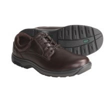 Dunham Prospect Oxford Shoes - Waterproof, Leather (For Men) in Tumbled Brown - Closeouts