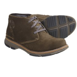 Dunham Reed Chukka Boots - Suede (For Men) in Tan