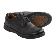 Dunham REVcrusade Shoes - Leather, Lace-Ups (For Men) in Black - Closeouts