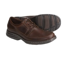 Dunham Weston Shoes - Oxfords, Leather (For Men) in Brown - Closeouts
