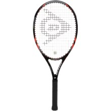 Dunlop Biomimetic 300 Plus Tennis Racquet (For Men and Women) in Black/Red - Closeouts
