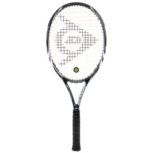 Dunlop Biomimetic 600 Tour Tennis Racquet (For Men and Women) in White/Black - Closeouts