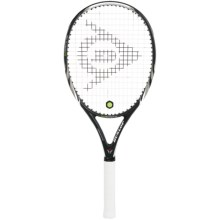 Dunlop Biomimetic 700 Tennis Racquet (For Men and Women) in White/Black - Closeouts