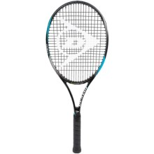 Dunlop Biomimetic M200 Tennis Racquet (For Men and Women) in Black/Blue - Closeouts