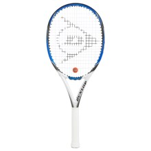 Dunlop Predator 100 Tennis Racquet (For Men and Women) in White/Blue - Closeouts