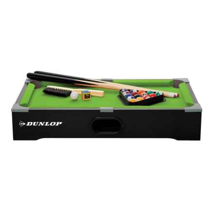 Dunlop Tabletop Pool Table in See Photo - Closeouts