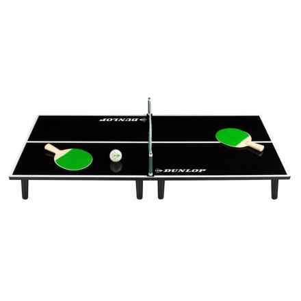 Dunlop Tabletop Tennis in See Photo - Closeouts