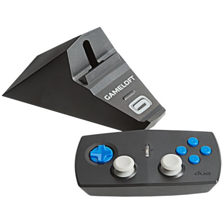 Duo Gamer Wireless Game Controller for iPad® in Black