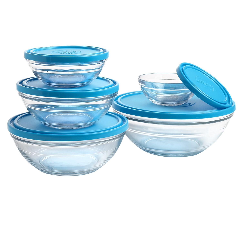 Duralex France Glass Bowls