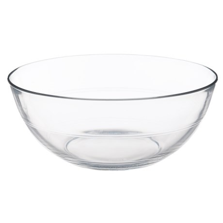 "Duralex Lys Serving Bowl - 9"" in Clear"