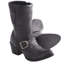 Durango Philly Boots - Leather (For Women) in Black - Closeouts
