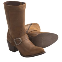 Durango Philly Boots - Leather (For Women) in Brown - Closeouts