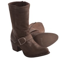 Durango Philly Boots - Leather (For Women) in Chocolate - Closeouts