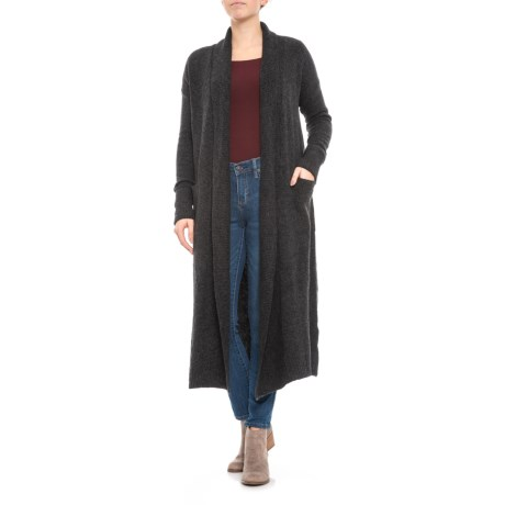 Image of Duster Cardigan Sweater (For Women)