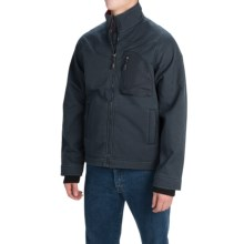 Dutch Harbor Gear Rough Rider Jacket - Full Zip (For Men) in Navy - Closeouts