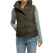 dylan Bowery Vest - Insulated (For Women) in Cargo - Closeouts