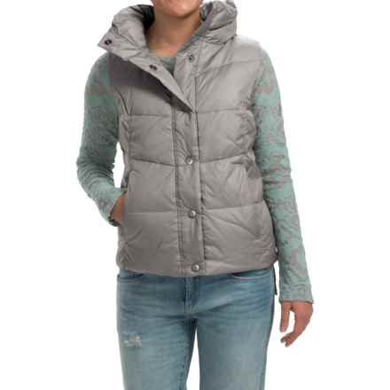 dylan Bowery Vest - Insulated (For Women) in Storm - Closeouts