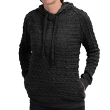 dylan Earth Fairy Hoodie Sweater (For Women) in Black - Closeouts