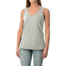 dylan Haze Heathered Vintage Tank Top (For Women) in Heather - Closeouts