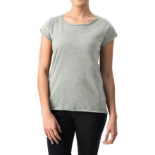 dylan Haze T-Shirt - Short Sleeve (For Women) in Heather - Closeouts