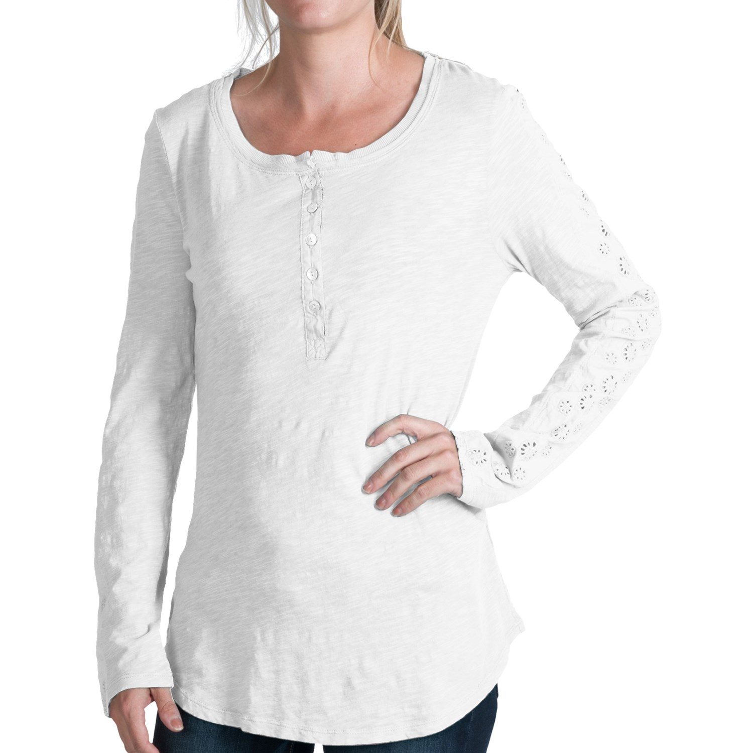 Document moved for Women s cotton henley shirts