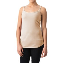 dylan Luxe Suede-Knit Camisole (For Women) in Oatmeal - Closeouts