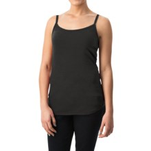 dylan Luxe Suede-Knit Camisole (For Women) in Vintage Black - Closeouts