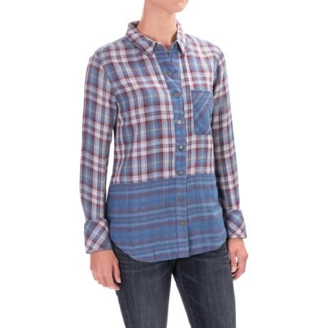 dylan Santa Cruz Shirt - Long Sleeve (For Women) in Chambray