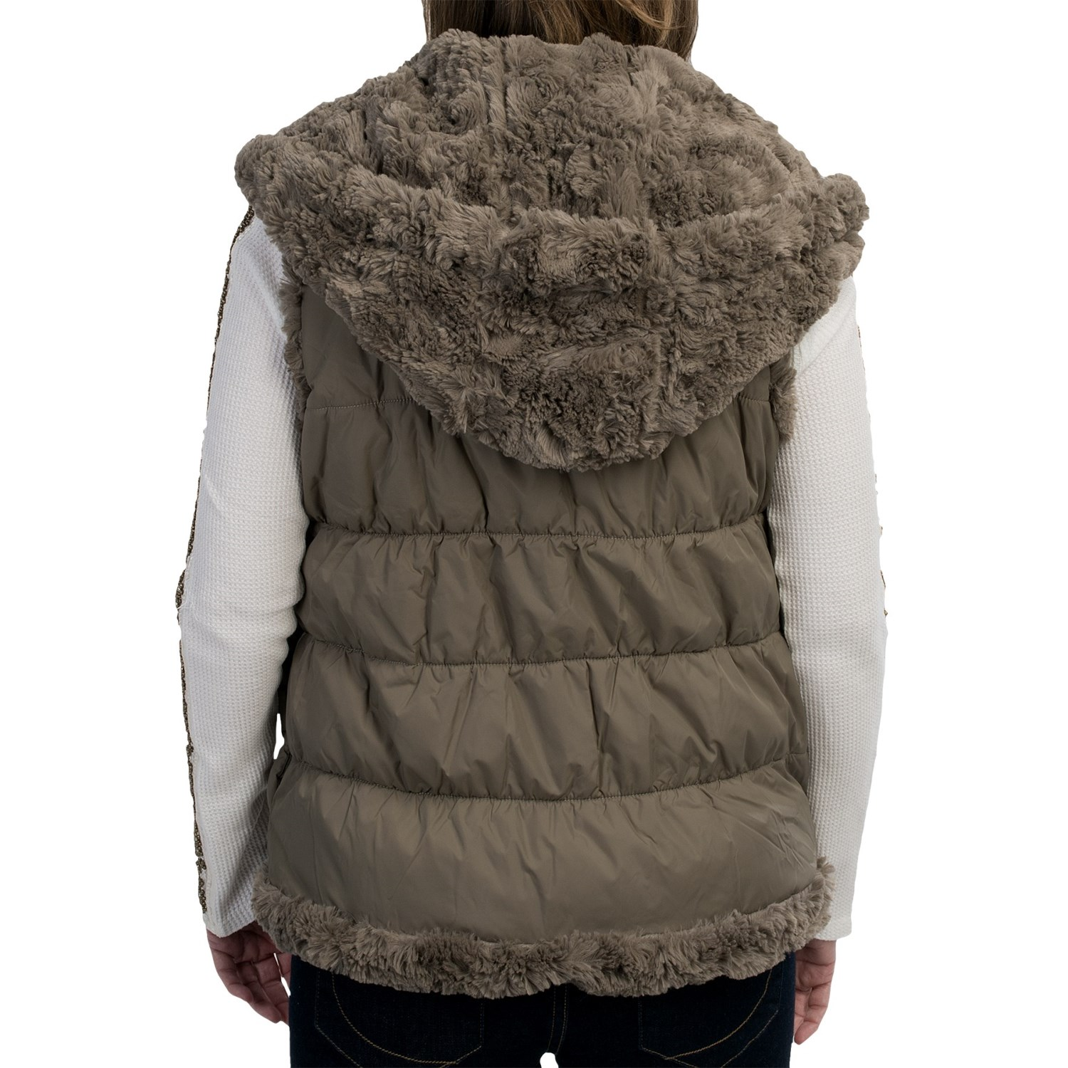 Find fur puffer vest at ShopStyle. Shop the latest collection of fur puffer vest from the most popular stores - all in one place.