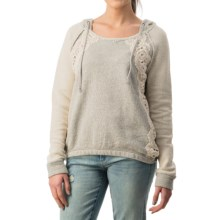dylan Vintage French Terry Hoodie (For Women) in Vintage Heather - Closeouts