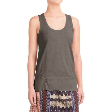 dylan Wispy Tank Top (For Women) in Charcoal - Closeouts