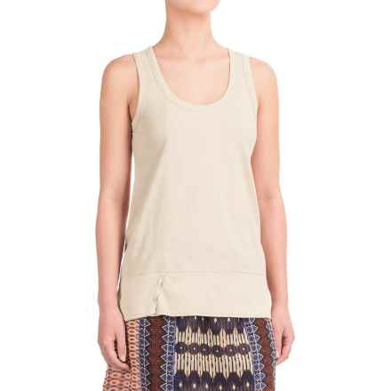 dylan Wispy Tank Top (For Women) in Perfect Natural - Closeouts