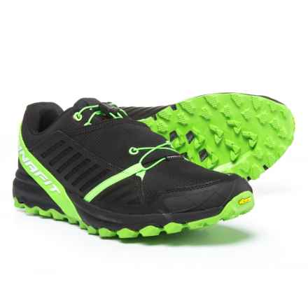 Dynafit Alpine Pro Trail Running Shoes (For Men) in Black/Fluo Green - Closeouts