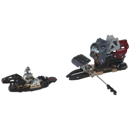 Dynafit Beast 14 Ski Bindings with Brakes in Black/Red - Closeouts