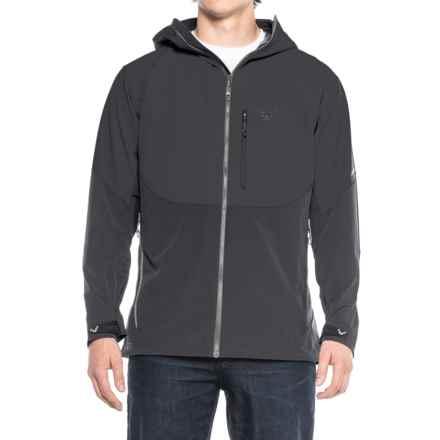 Dynafit Chugach Windstopper® Jacket (For Men) in Asphalt - Closeouts