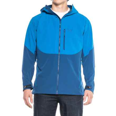 Dynafit Chugach Windstopper® Jacket (For Men) in Legion - Closeouts