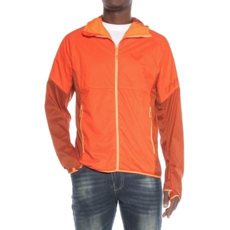 Dynafit Elevation Polartec® Alpha® Hooded Jacket - Insulated (For Men) in General Lee