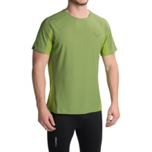 Dynafit Enduro T-Shirt - Short Sleeve (For Men) in Apple/5250 - Closeouts