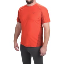 Dynafit Enduro T-Shirt - Short Sleeve (For Men) in Dawn/1730 - Closeouts