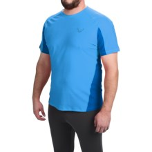 Dynafit Enduro T-Shirt - Short Sleeve (For Men) in Sparta Blue/8530 - Closeouts