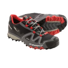 Dynafit Feline Gore-Tex® Trail Running Shoes - Waterproof (For Men) in Black/Flame - Closeouts