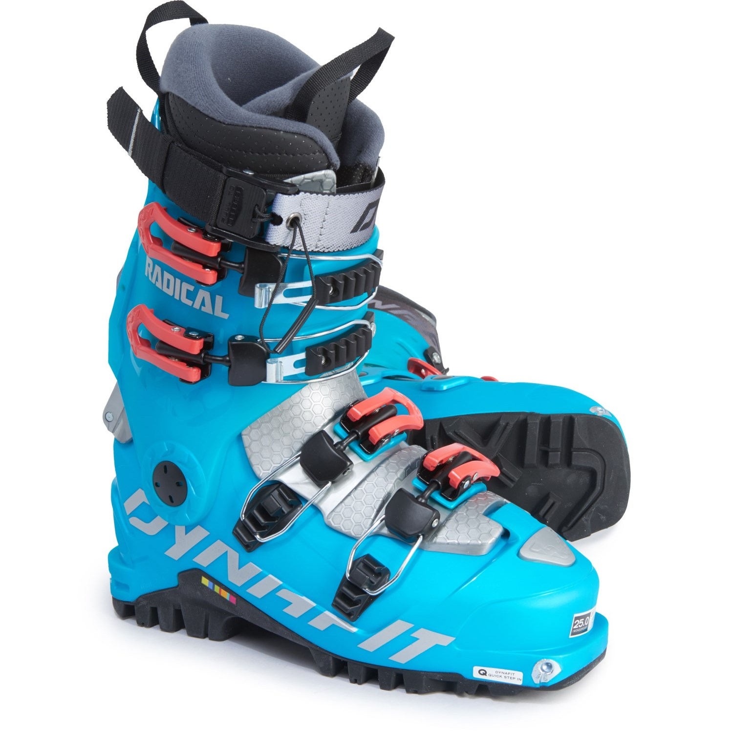 ce6ffcc29ec Dynafit Made in Italy Radical Alpine Ski Boots (For Women) - Save 22%