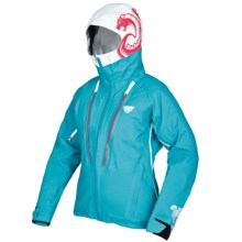 Dynafit Manaslu 3L Jacket - Waterproof (For Women) in Fiji Blue - Closeouts