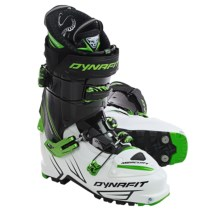 Dynafit Mercury TF Alpine Touring Ski Boots (For Men) in White/Black - Closeouts
