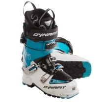 Dynafit One PX-TF Ski Boots (For Women) in White/Fiji Blue - Closeouts